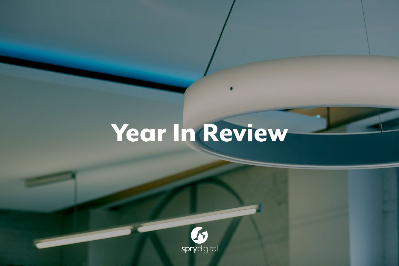2017 Spry Digital Year In Review