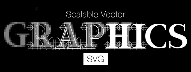 Scalable Vector Graphics Better Than Pixels