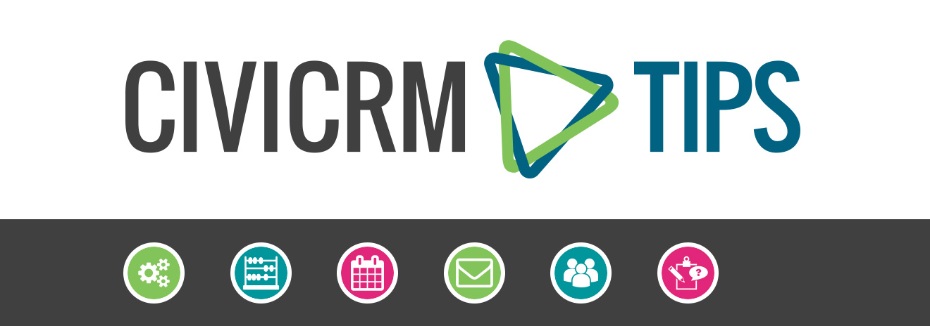 CiviCRM Tips and Tricks from Spry Digital