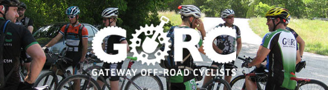 The Gateway Off-Road Cyclists (GORC)
