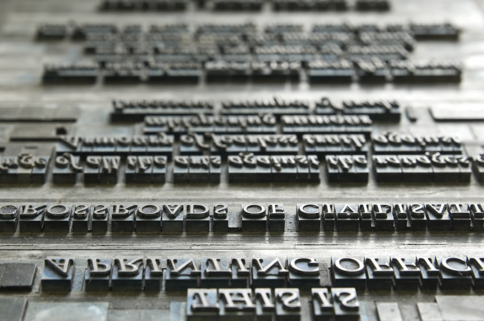 Gutenberg printing press; the inspiration for WordPress' new content editing experience