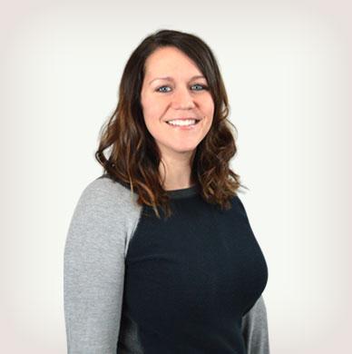 Christine Witt, Senior Front-End Developer