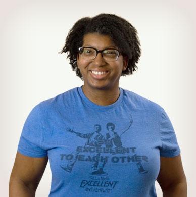 Monique Jones, Support Developer