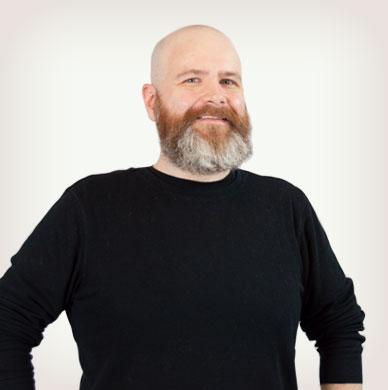 Peter Carroll, Senior Web Developer