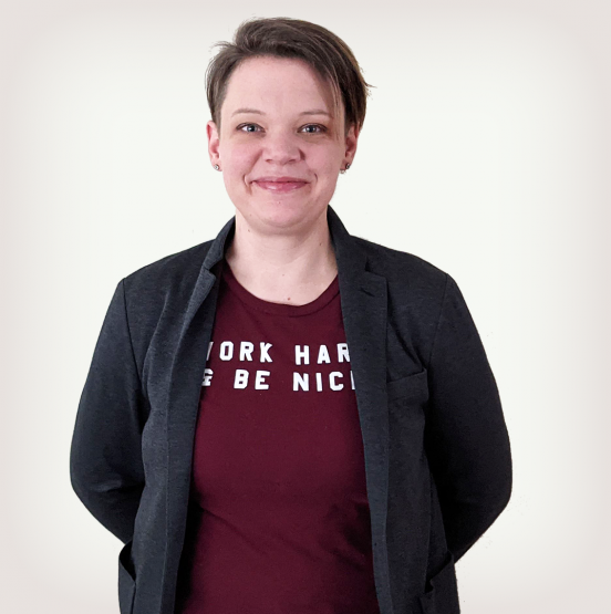 Sara Graham, Associate Project Manager