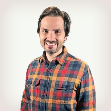 Stephen Politte, Interaction Design Lead