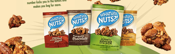 What-A-Ya Nuts?! Interactive Feature