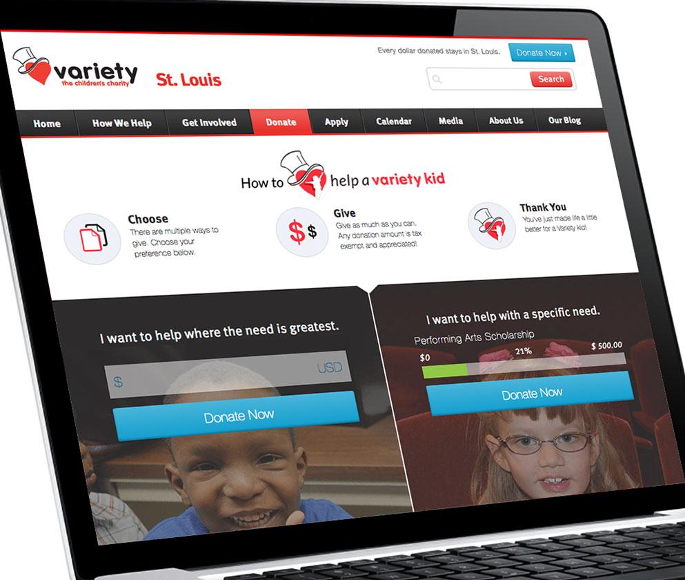 Variety Website: a Drupal + CiviCRM Solution